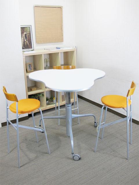 会議セット 会議テーブル ミーティングセット【中古オフィス家具】【中古】