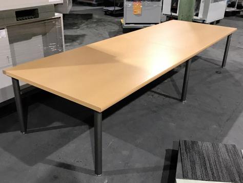 上品なスタイル 会議テーブル 会議用テーブル ミーティングテーブル【オフィス家具】【】, 家具の のぐち J-select 1f688d63