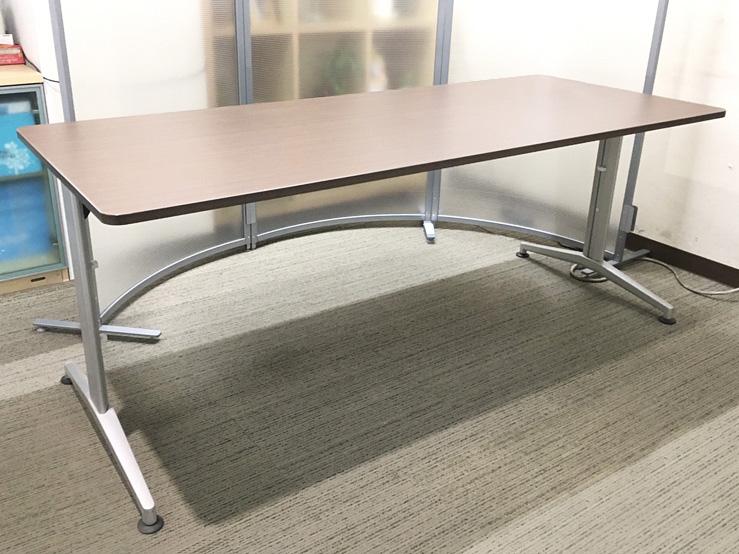 ミーティングテーブル 会議テーブル 会議用テーブル 【中古オフィス家具】【中古】