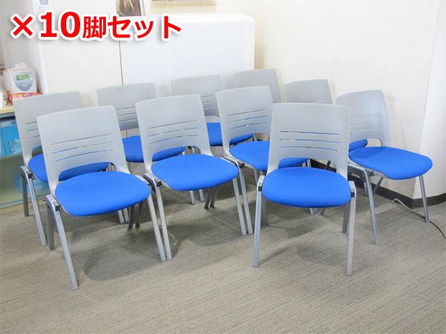 会議チェア ミーティングチェア 会議用チェア【中古オフィス家具】【中古】