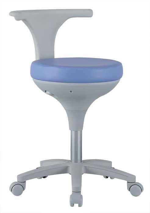 送料無料 新品 「背付キャスターチェア」 チェア オフィスチェア 事務椅子 椅子 イス キャスターチェア