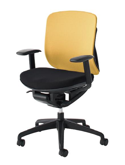 送料無料 新品 「Yera(イエラ) オフィスチェア ローバック 可動肘タイプ」 事務チェア パソコンチェア 椅子 いす イス 7色あり