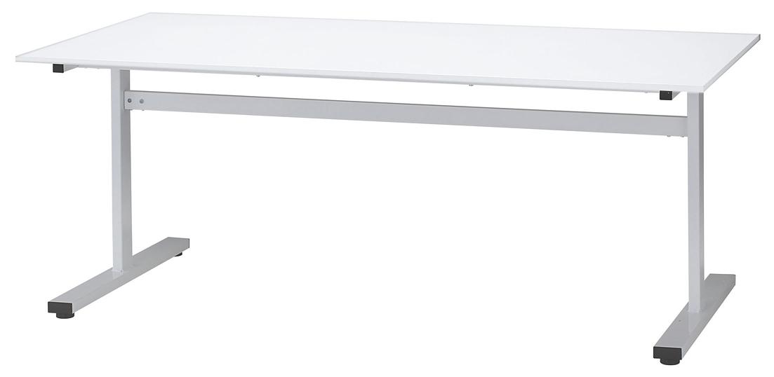 送料無料 新品 「ミーティングテーブル W1800mm×D900mm」 ミーティングテーブル 会議テーブル 打ち合わせ 会議 ミーティング 3色あり