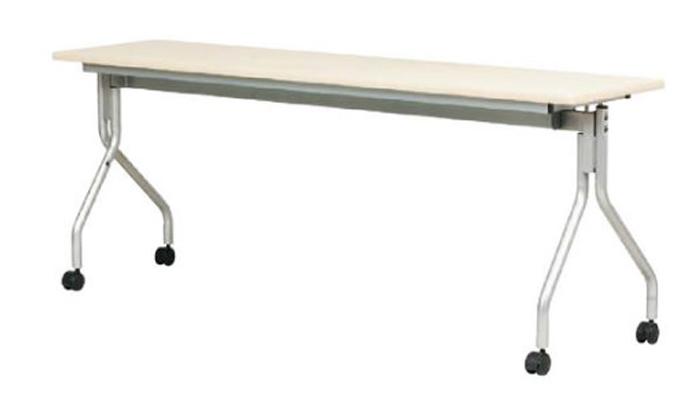 弘益 UTILITY 折りたたみテーブル 折り畳みテーブル ミーティングテーブル 会議テーブル 2色あり AHM-1845