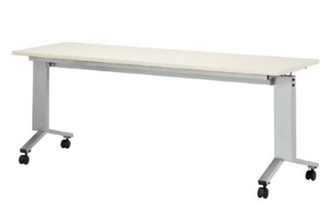 弘益 UTILITY 折りたたみテーブル 折り畳みテーブル ミーティングテーブル 会議テーブル AHK-1860S