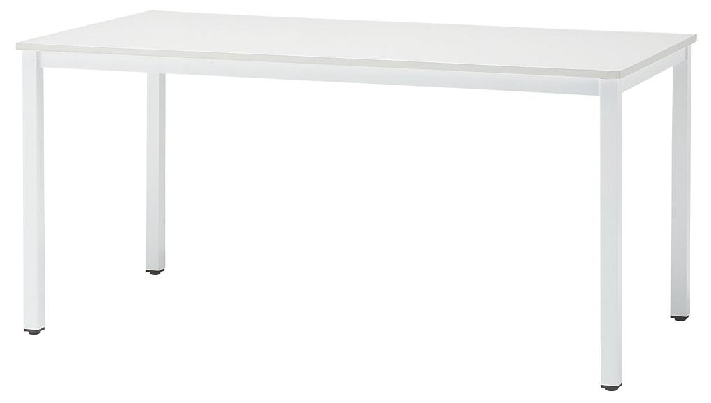 送料無料 新品 「ミーティングテーブル W1800mm×D750mm」 ミーティングテーブル 会議テーブル 打ち合わせ 会議 ミーティング 2色あり