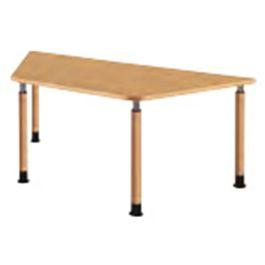 福祉施設向けテーブル 昇降テーブル 4本固定脚