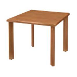 固定式テーブル 集成材
