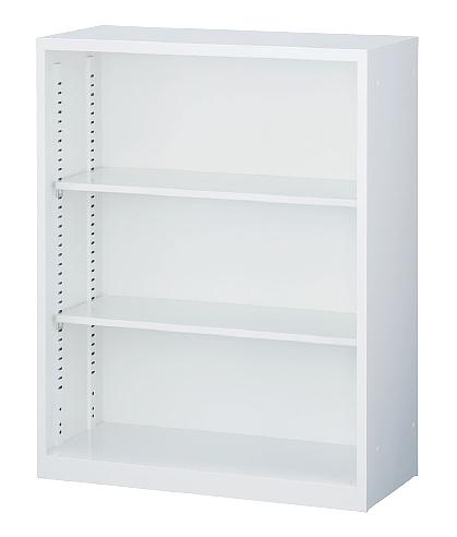 オープン書庫 A4対応 キャビネット 本棚 書棚 スチール書庫 収納棚