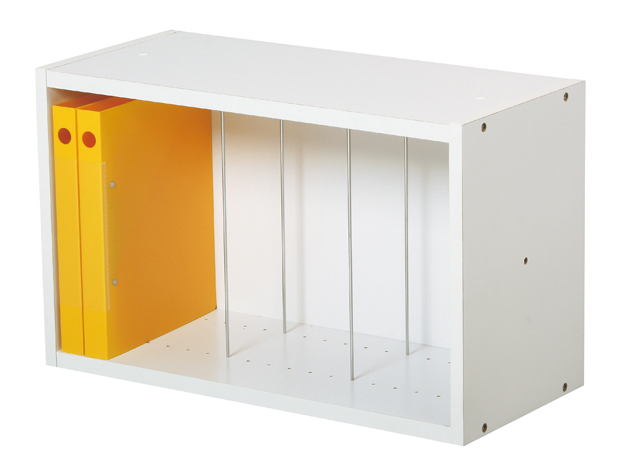 送料無料 新品 「ファイルボックス W599mm×H372mm」 ファイルボックス 書庫 本棚 キャビ スチール 書棚 収納庫 ファイルケースロッカー 棚