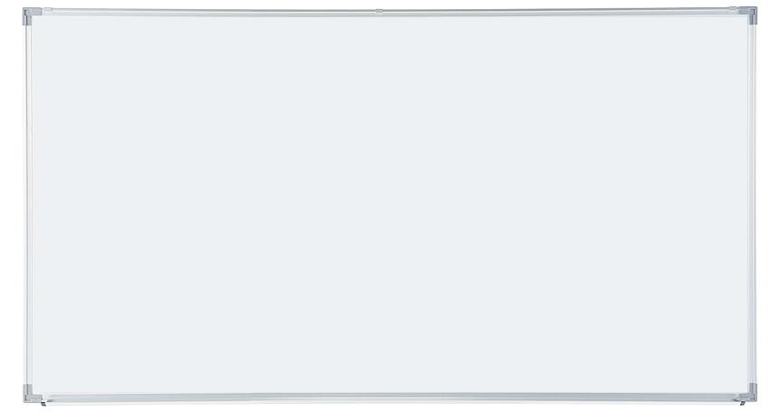 送料無料 新品 ホワイトボード 無地 壁掛 幅1800mm×高さ900mm 白板 プレゼンボード ミーティング用 打ち合せ用 在庫多数