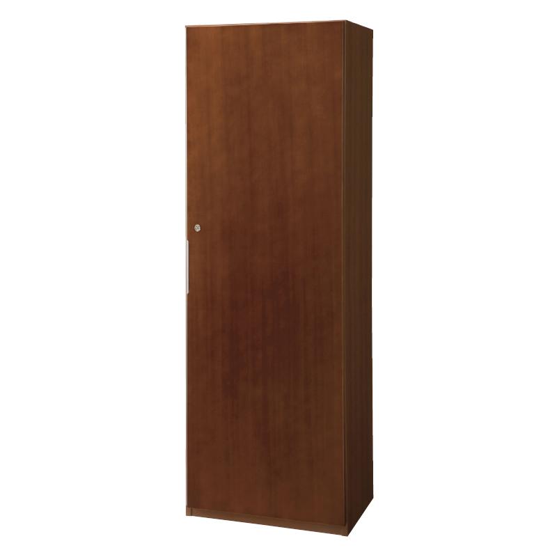カギ付き 木製ロッカー 役員用ロッカー ワードローブ 荷物収納 役員用家具