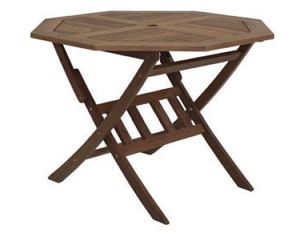 ガーデンテーブル アウトドアテーブル 折りたたみ 折畳み 木製