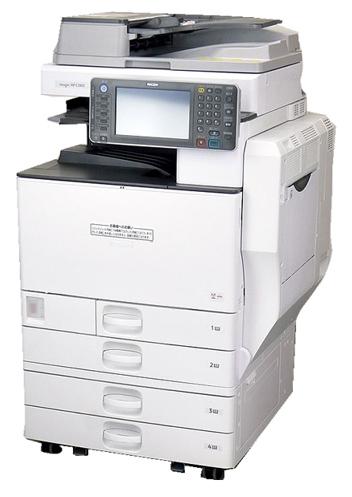 リコー フルカラー複合機 コピー機 MP-C2802【中古オフィス家具】【中古】