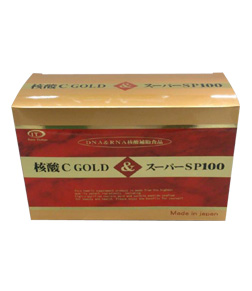 核酸Cゴールド&スーパーSP100 60包入り