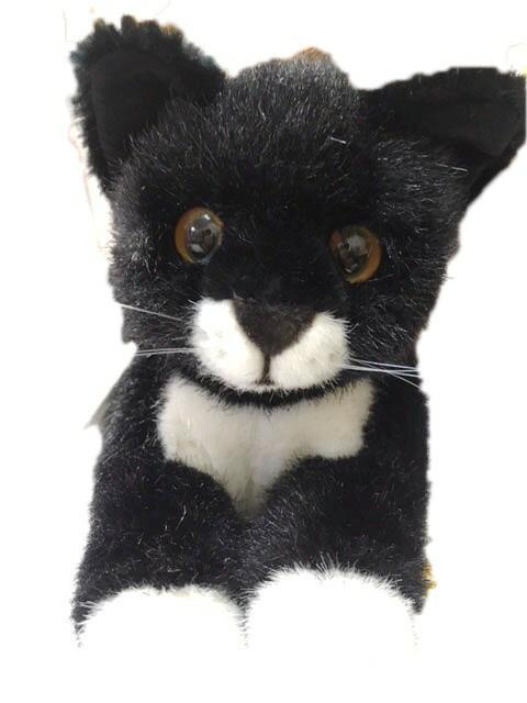KOSEN ケーセン ねそべり猫(小)黒