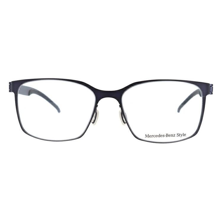 メルセデスベンツ メガネ 伊達レンズ無料 0円 メガネフレーム MercedesBenz M2056-D 55サイズ 国内正規品