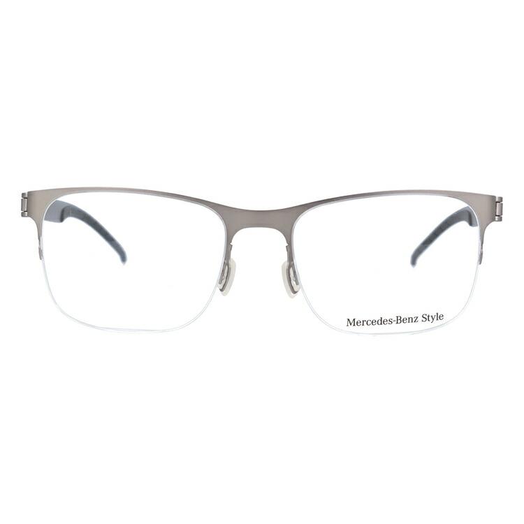 メルセデスベンツ メガネ 伊達レンズ無料 0円 メガネフレーム MercedesBenz M2057-B 54サイズ 国内正規品