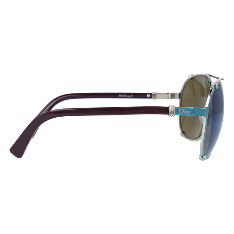 9a268b1cff39 Christian Dior sunglasses ChristianDior DIOR CHICAGO 2 1QW 3U Palladium  Turquoise Plum Khaki Blue Mirror men s ladies eyewear