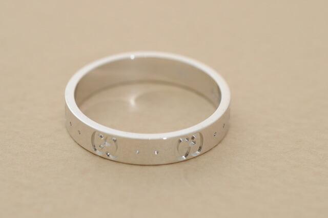 optica Rakuten Global Market GUCCI Gucci ring ring pairing 073230