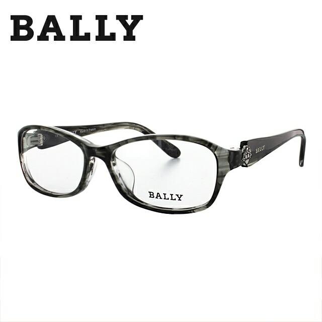 バリー メガネ 伊達レンズ無料 0円 メガネフレーム BALLY BY1004J 00 54サイズ メンズ レディース UVカット