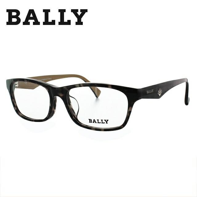 【選べる無料レンズ → PCレンズ・伊達レンズ・老眼鏡レンズ・カラーレンズ】 バリー メガネフレーム BALLY 眼鏡 メンズ レディース ウェリントン BY3000J 00 54サイズ