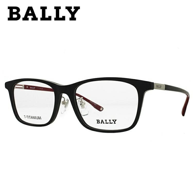 【選べる無料レンズ → PCレンズ・伊達レンズ・老眼鏡レンズ・カラーレンズ】 バリー メガネフレーム BALLY BY3032J 3 54サイズ 国内正規品 スクエア ユニセックス メンズ レディース