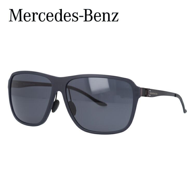 メルセデスベンツ 国内正規品 MercedesBenz サングラス M7003-B 59サイズ 調整可能ノーズパッド UV400 メンズ