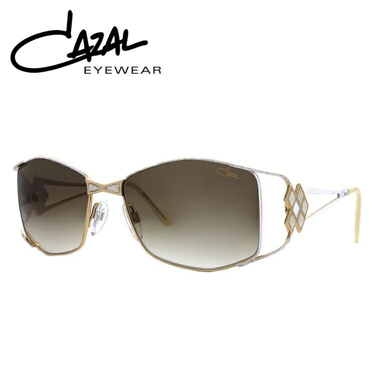 国内正規品 カザール サングラス CAZAL MOD.9061 002 55サイズ スクエア ユニセックス メンズ レディース 新品