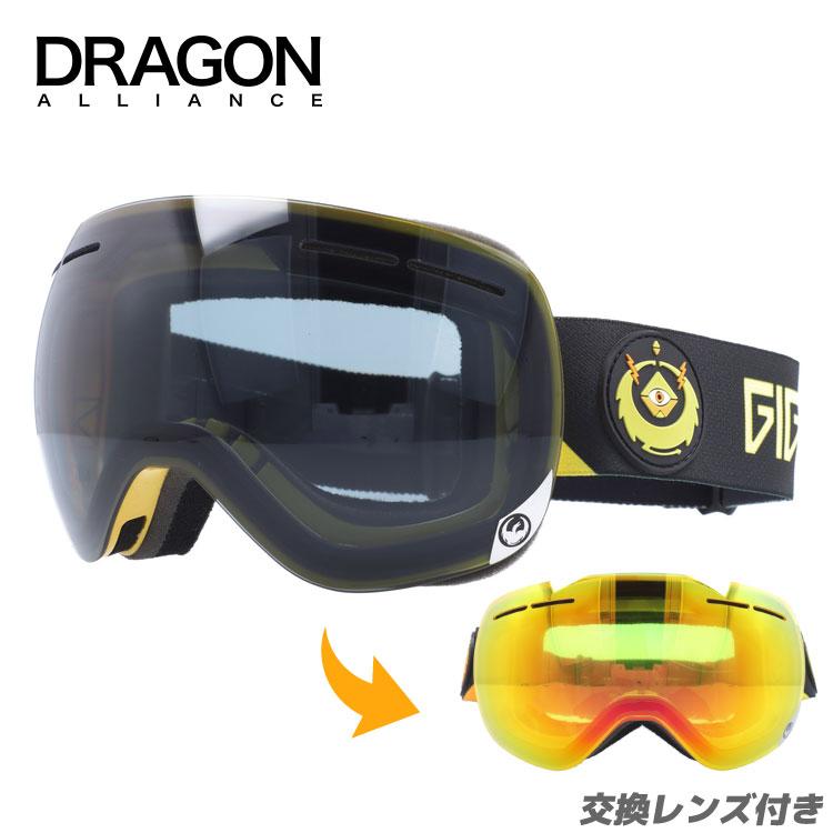 ドラゴン ゴーグル スノーゴーグル GOGGLE レギュラーフィット DRAGON X1s 722-5437 ユニセックス メンズ レディース スキーゴーグル スノーボードゴーグル スノボ
