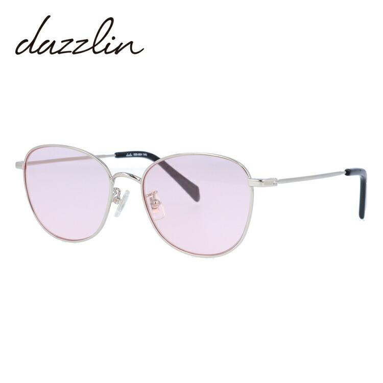 ダズリン サングラス dazzlin DZS 3531-1 50サイズ ウェリントン レディース