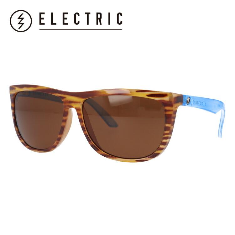 エレクトリック サングラス ELECTRIC TONETTE ES06540039 60サイズ OASIS/MELANIN BRONZE ウェリントン ユニセックス メンズ レディース