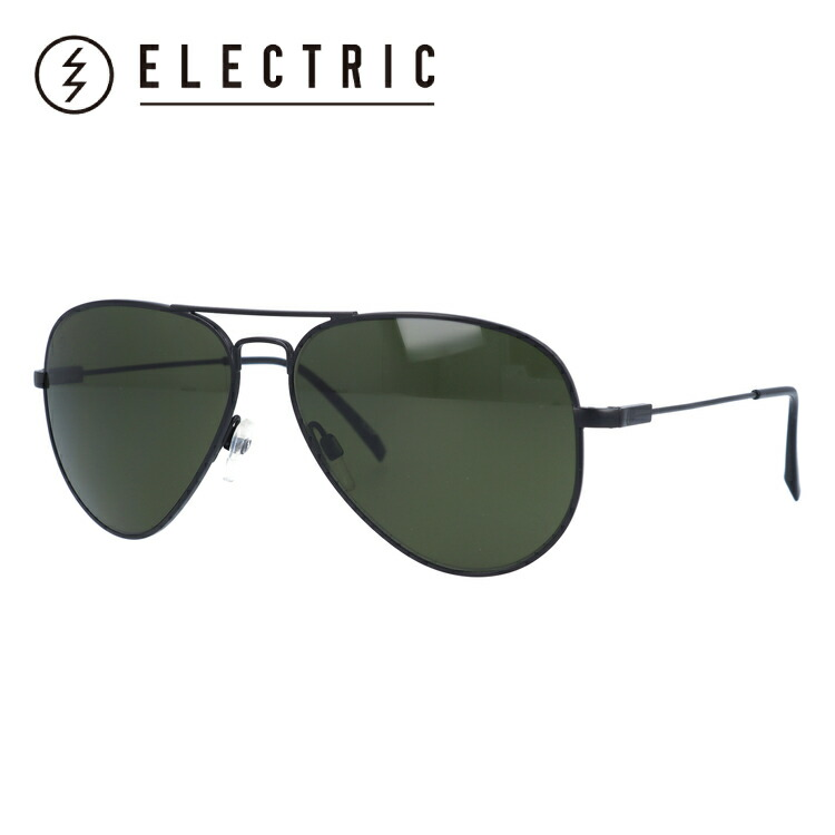 Electric sunglasses ELECTRIC AV1 LARGE BLACK/MELANIN GREY men Lady's eyewear