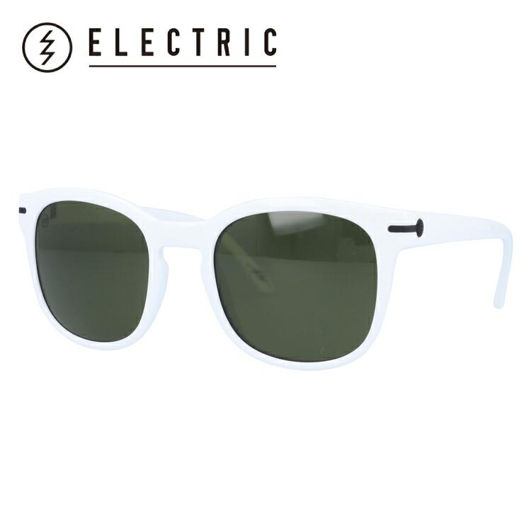 エレクトリック サングラス ELECTRIC RIP ROCK GLOSS WHITE/MELANIN GREY メンズ レディス アイウェア
