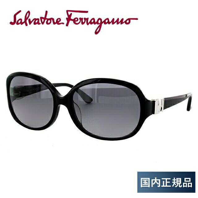 サルヴァトーレ フェラガモ サングラス Salvatore Ferragamo 国内正規品 SF654SA 001 59サイズ アジアンフィット メンズ レディース