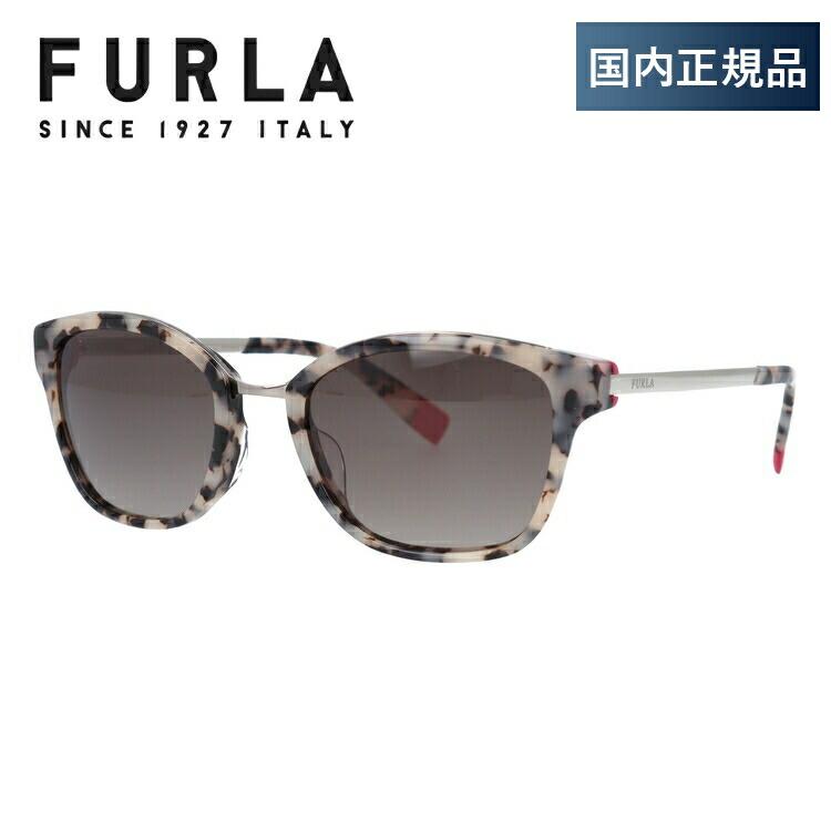 フルラ サングラス アジアンフィット FURLA SFU115J 0ACL 51サイズ 国内正規品 ウェリントン ユニセックス メンズ レディース
