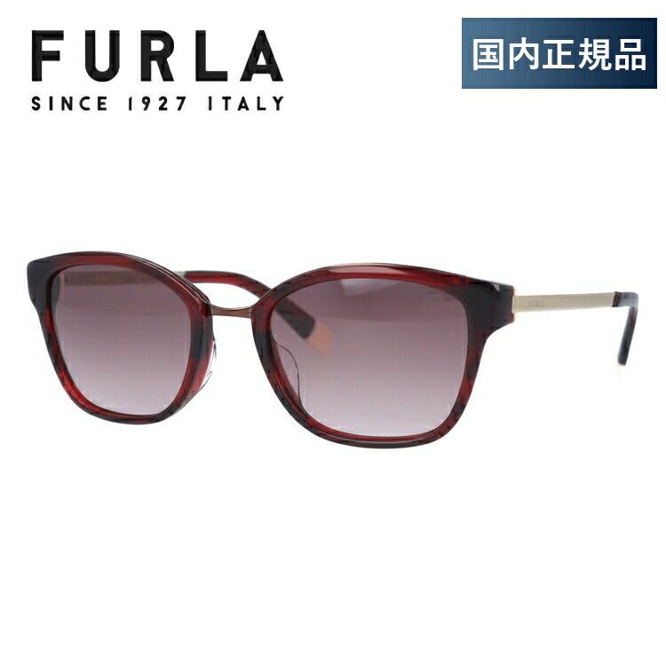 フルラ サングラス アジアンフィット FURLA SFU115J 0J61 51サイズ 国内正規品 ウェリントン ユニセックス メンズ レディース
