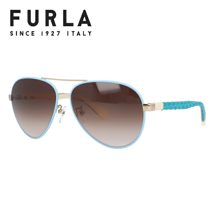フルラ FURLA サングラス キャンディ CANDY SU4314 033M/693X 58 レディース アイウェア