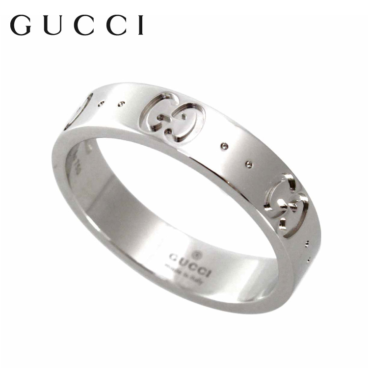 c1c7ca8aa optica: GUCCI Gucci ring ring pairing 073230-09850-9000GG ICON THIN ...
