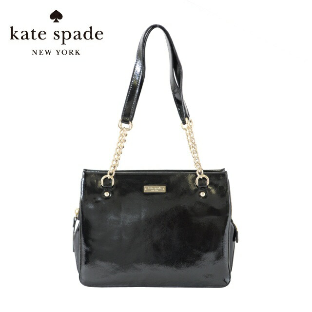 ケイトスペード kate spade ハンドバッグ PXRU2883-001 SQUARE ZIPPERED DARCY BLACK/CREAM/BLACK