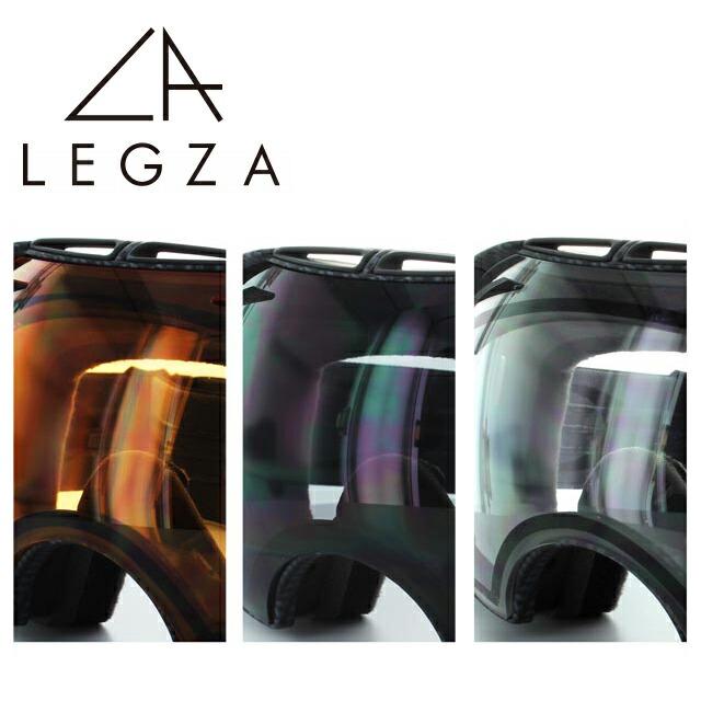 オークリーゴーグル用レンズ OAKLEY AIRBRAKE専用 交換レンズ S3 エアブレイク LEGZA製 レグザ オレンジ ダークグレー クリア ダブルレンズ 曇り止め アジアンフィット レギュラーフィット UVカット