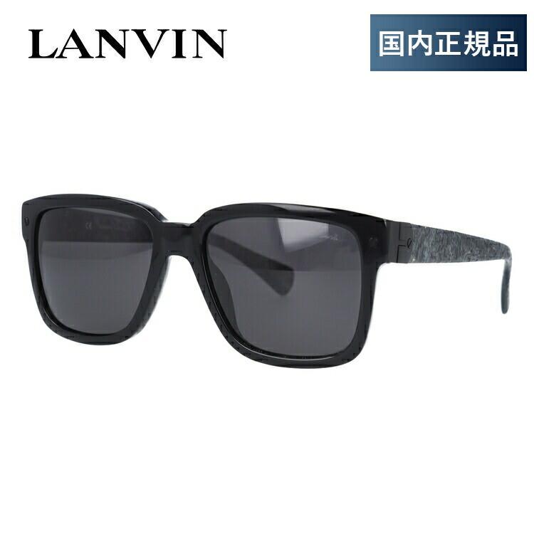 ランバン パリス サングラス レギュラーフィット LANVIN PARIS SLN622 0700 54サイズ 国内正規品 ウェリントン ユニセックス メンズ レディース