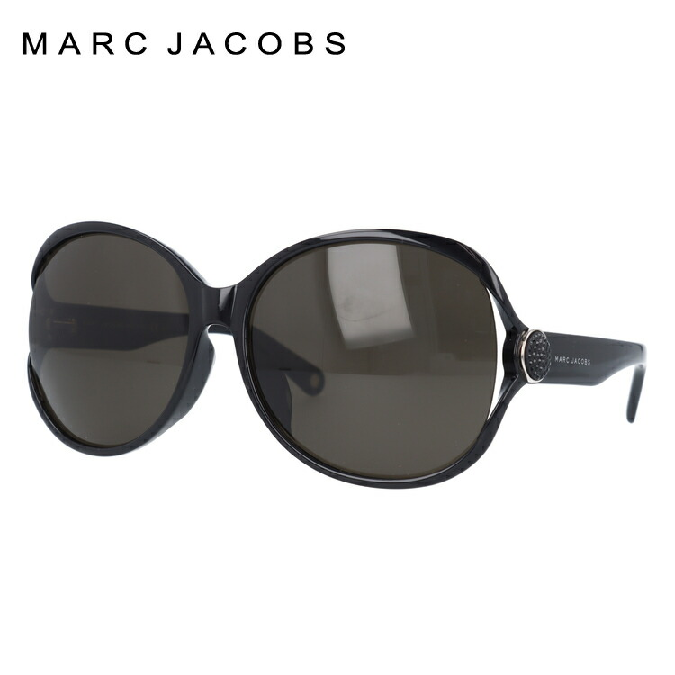 マークジェイコブス サングラス アジアンフィット MARC JACOBS MARC90/FS D28/NR 62サイズ 国内正規品 オーバル レディース 新品
