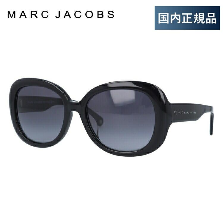 マークジェイコブス サングラス アジアンフィット MARC JACOBS MARC97/FS 807/HD 55サイズ 国内正規品 オーバル レディース 新品