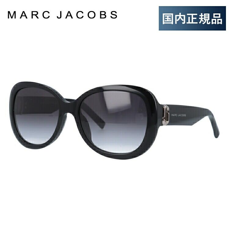 マークジェイコブス サングラス レギュラーフィット MARC JACOBS MARC111/S 807/90 56サイズ 国内正規品 オーバル レディース 新品