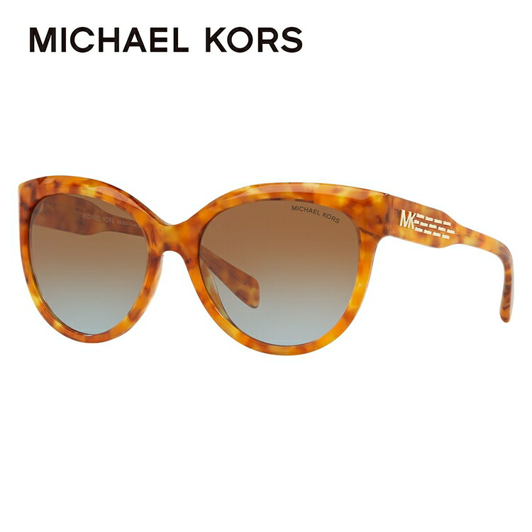 マイケルコース サングラス 2018年新作 アジアンフィット MICHAEL KORS MK2083F 33395D 57サイズ 国内正規品 フォックス ユニセックス メンズ レディース