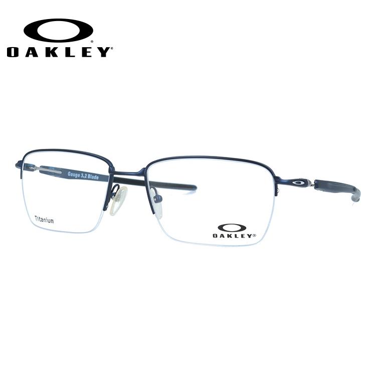 【選べる無料レンズ → PCレンズ・伊達レンズ・老眼鏡レンズ】 国内正規品 オークリー メガネフレーム ゲージ 3.2 ブレイド OAKLEY GAUGE 3.2 BLADE OX5128-0354 54サイズ スクエア ユニセックス メンズ レディース