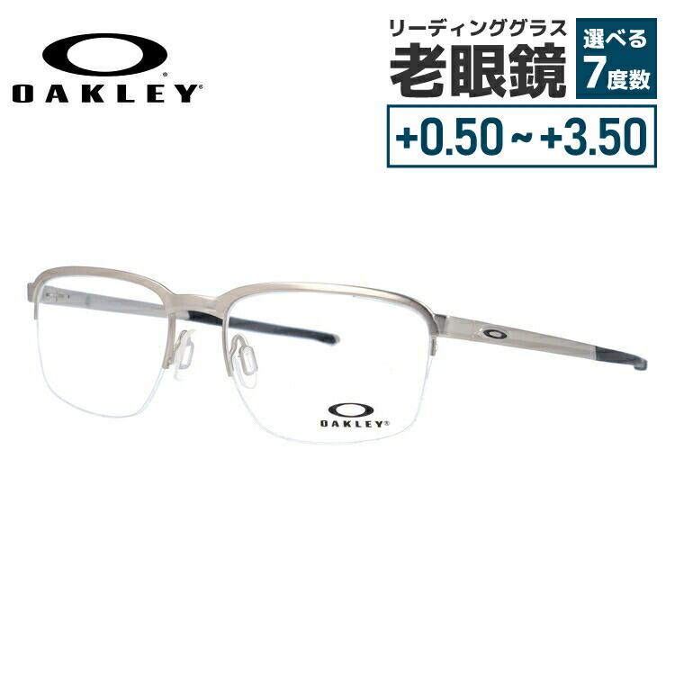 【選べる無料レンズ → PCレンズ・伊達レンズ・老眼鏡レンズ】 オークリー カソード メガネフレーム OAKLEY CATHODE OX3233-0354 54サイズ 国内正規品 スクエア ユニセックス メンズ レディース