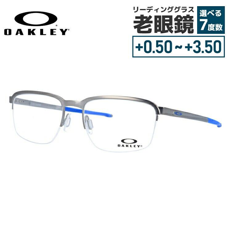 【選べる無料レンズ → PCレンズ・伊達レンズ・老眼鏡レンズ】 オークリー カソード メガネフレーム OAKLEY CATHODE OX3233-0454 54サイズ 国内正規品 スクエア ユニセックス メンズ レディース