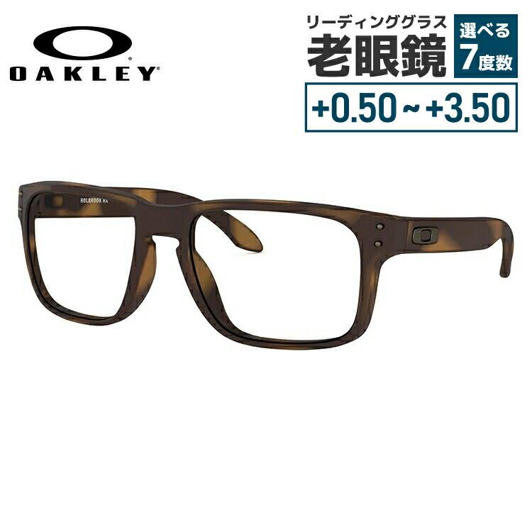 【海外正規品】【選べる無料レンズ → PCレンズ・伊達レンズ・老眼鏡レンズ】 オークリー ホルブルック メガネフレーム レギュラーフィット OAKLEY HOLBROOK OX8156-0254 54サイズ スクエア ユニセックス メンズ レディース